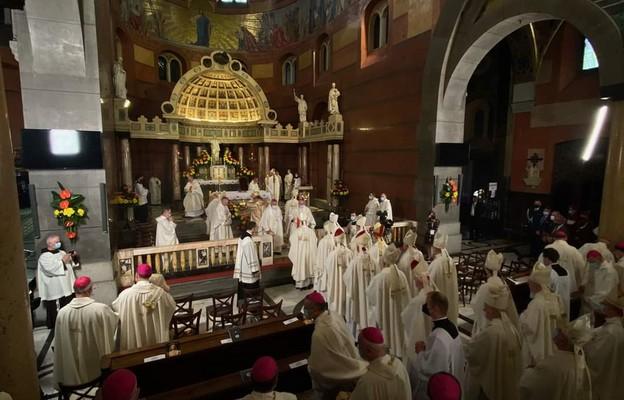 Biskupi ponowili Akt poświęcenia Narodu Polskiego Najświętszemu Sercu Pana Jezusa
