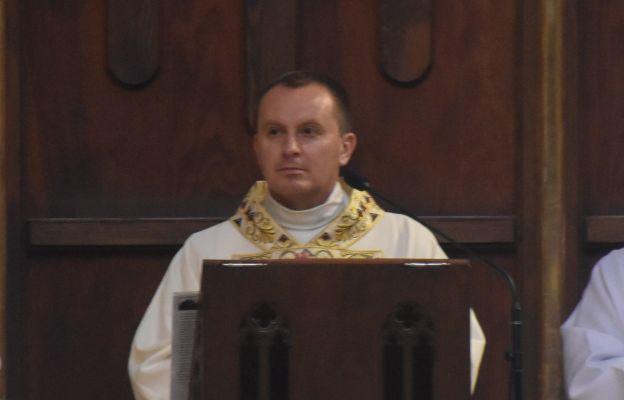 Ks. Łukasz Piłat - diecezjalny asystent Akcji Katolickiej