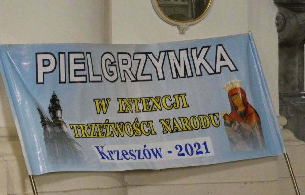 23. pielgrzymka trzeźwościowa do Krzeszowa