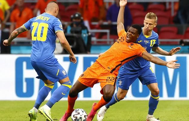 ME 2021: Holandia - Ukraina