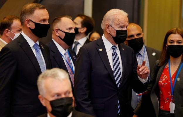 Szczerski: na szczycie NATO prezydent Duda rozmawiał z prezydentem Bidenem i premierem Johnsonem