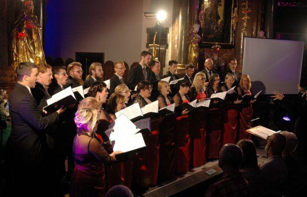 """Koncert z cyklu """"Muzyka w Świątyniach"""" w kościele św. Zygmunta w Częstochowie, 13 września 2018 r."""