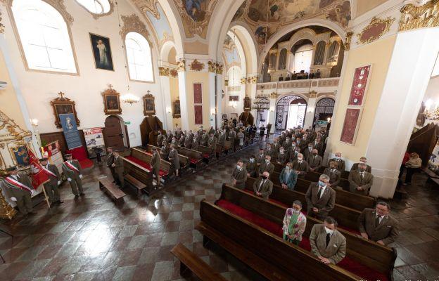 Msza św. odpustowa w rokitniańskiej bazylice