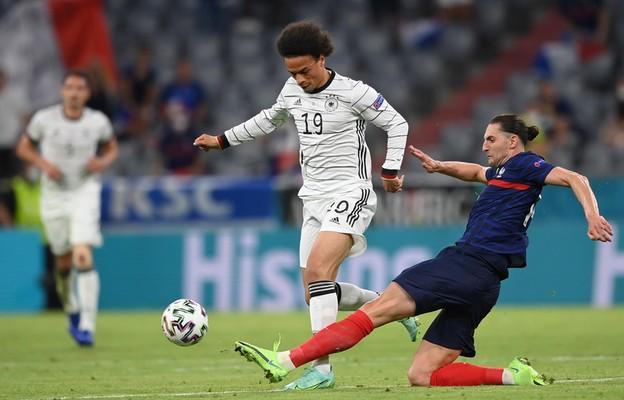 ME 2021 - Francja - Niemcy 1:0