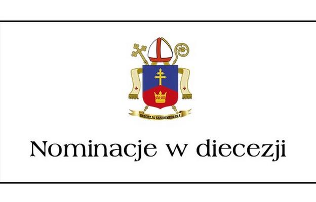 Nominacje w diecezji sandomierskiej