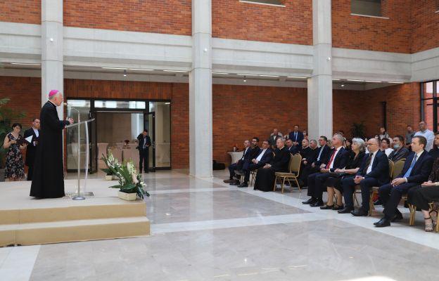 Otwarcie wystawy w Centrum Jana Pawła II