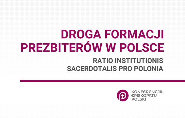 Nowe zasady formacji kapłańskiej w Polsce