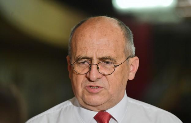 Szef MSZ Zbigniew Rau