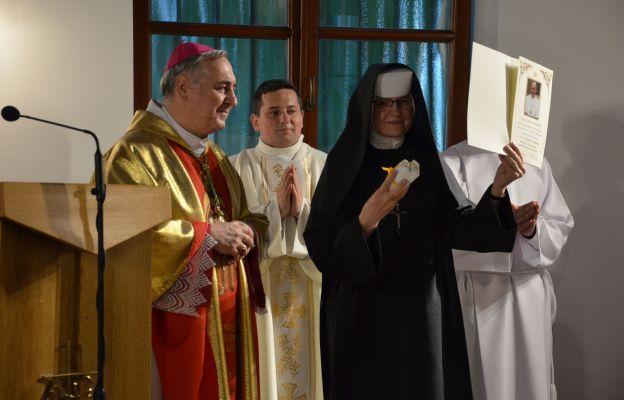 Nagroda od Stolicy Apostolskiej dla albertynek