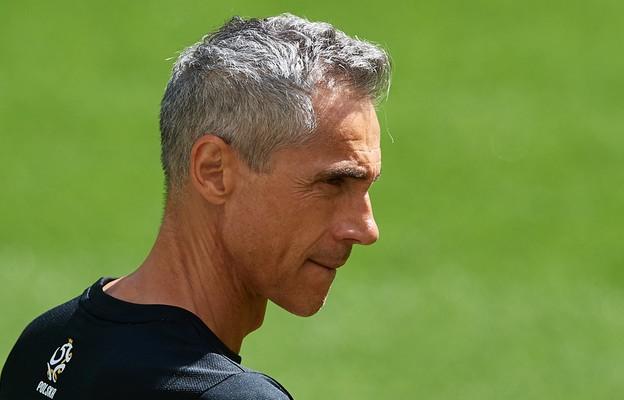 Trener piłkarskiej reprezentacji Polski Paulo Sousa
