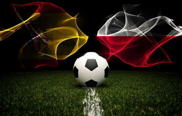 Dzisiaj o 21:00 mecz Polska Hiszpania