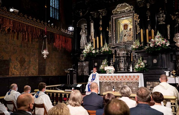 Pielgrzymka Akcji Katolickiej na Jasnej Górze