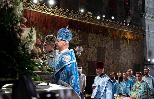 III pielgrzymka wiernych Kościoła greckokatolickiego z Polski i Ukrainy na Jasną Górę