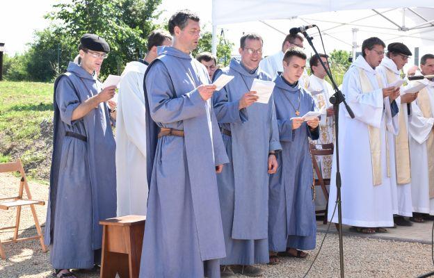 Mali Bracia Baranka dziękowali za swój pierwszy w Polsce Klasztor