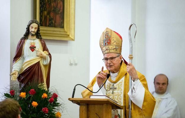 Wdzięczność za 56 lat kapłaństwa bp Antoniego Długosza