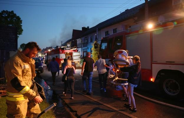 Abp Jędraszewski: jednoczymy się w modlitwie z poszkodowanymi w pożarze w Nowej Białej