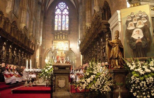 Msza na zakończenie procesu na poziomie diecezjalnym