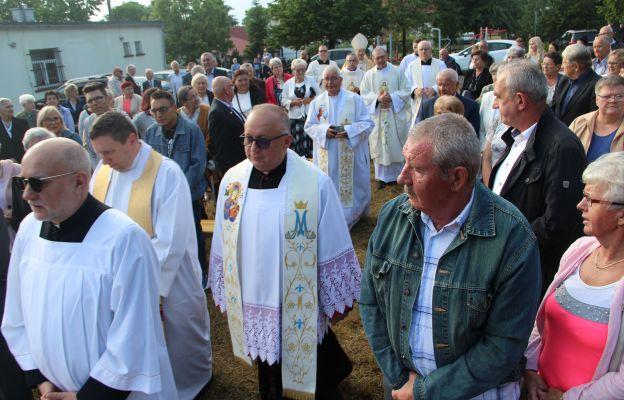 Wilkanowo: 25-lecie kościoła parafialnego
