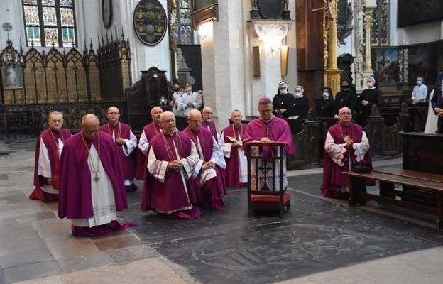 Odpust w toruńskiej katedrze