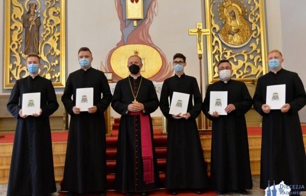 Zmiany personalne duchowieństwa w Diecezji Radomskiej