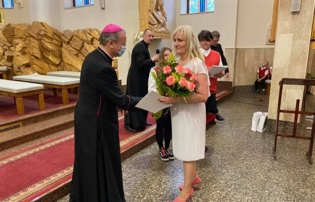 Zakończenie roku szkolnego w gorzowskiej szkole katolickiej