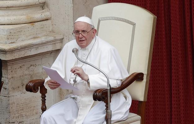W poniedziałek spotkanie papieża z sekretarzem stanu USA