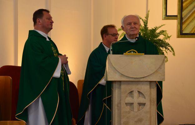Dziękujemy za tę kapłańską pracowitość, która dla nas, księży, była niesamowitym przykładem - powiedział ks. Węgrzyniak