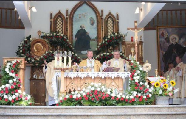 Eucharystii przewodniczył bp Leszek Leszkiewicz