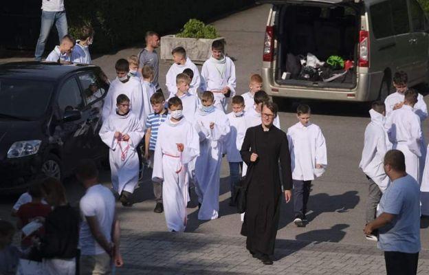 Zawody poprzedziła Msza św. w rzeszowskiej katedrze, pod przewodnictwem bp Jana Wątroby