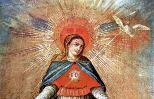 Maryja – Zwierciadło sprawiedliwości