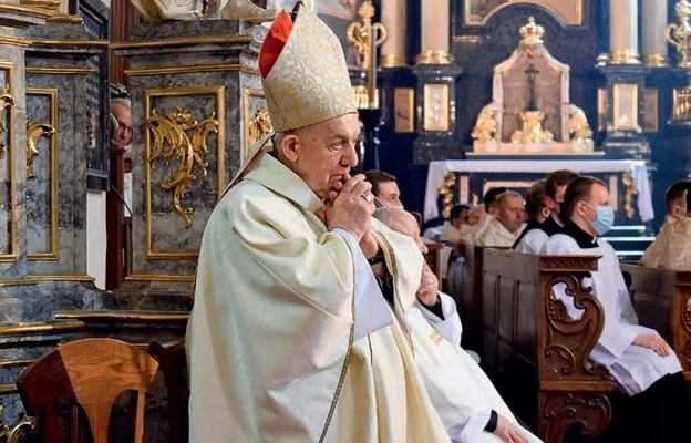 Bp Edward Frankowski święcenia kapłańskie przyjął 18 czerwca 1961 r.