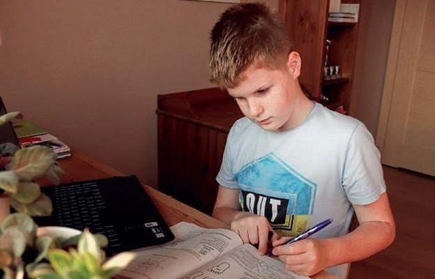 Umiejętności zdobyte w czasie zdalnej nauki przydadzą się uczniom w przyszłości