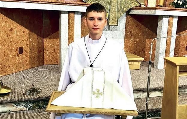 Moją misją jest niesienie ludziom nadziei – mówi Marcin Wadoń