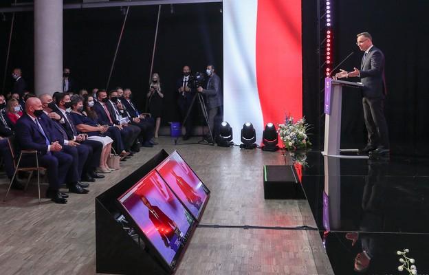 II Forum Regionów Trójmorza z udziałem Prezydenta RP