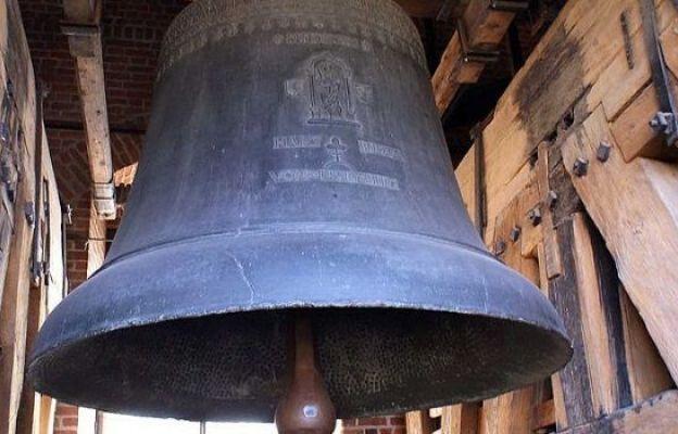 Dzwon Zygmunta waży 12 600 kg