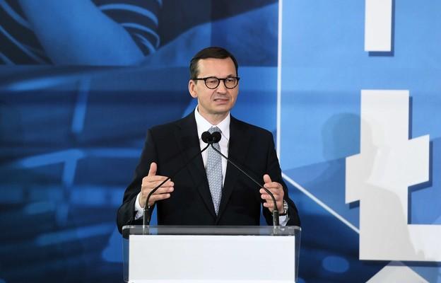Premier: Polski Ład jest programem śmiałym, ale opartym o naszą tradycję