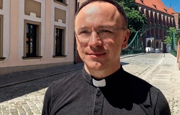 Ksiądz Tomasz Płukarski