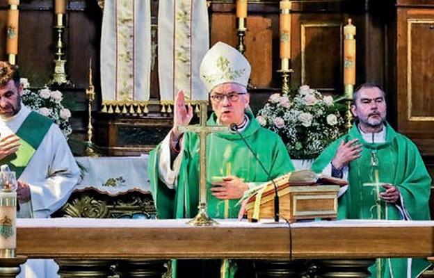 Eucharystii przewodniczył bp Józef Szamocki