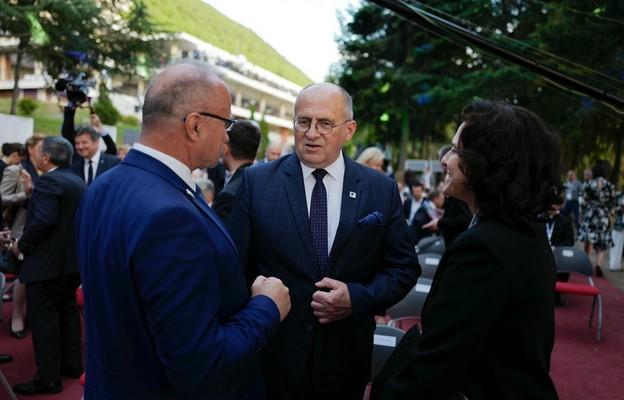 Minister Rau: Polska zdecydowanie popiera i będzie popierać europejskie aspiracje Bałkanów Zach.