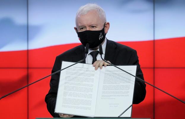 Jarosław Kaczyński prezesem PiS na kolejną kadencję