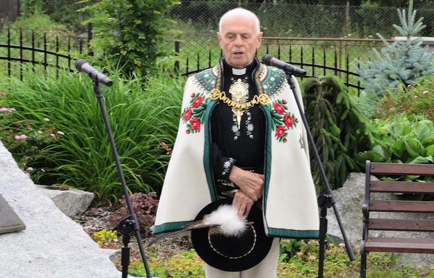 Ks. Władysław Zązel – kapelan związku Podhalan