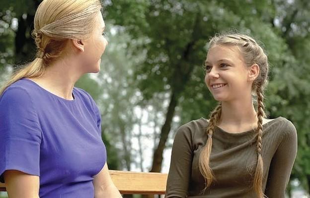Jak rozmawiać z zakochaną nastolatką
