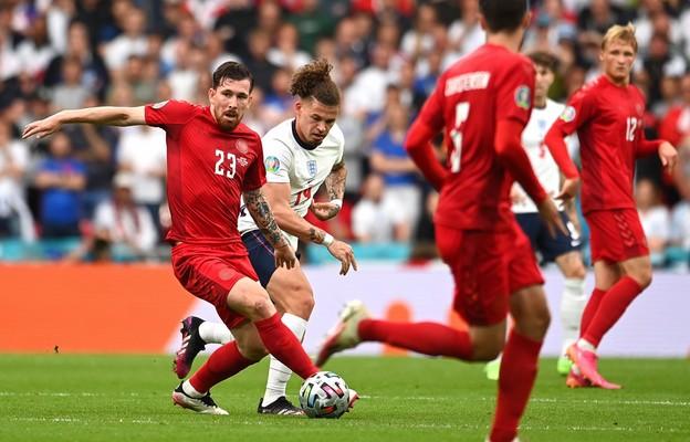 Mecz Anglia-Dania