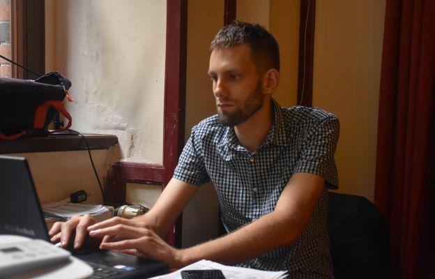 Sędzia zawodów: Aleksander Kędzierski
