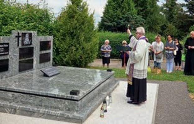Nowy grobowiec dla kapłanów