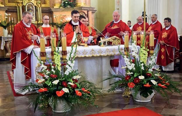 Z pasterzem diecezji