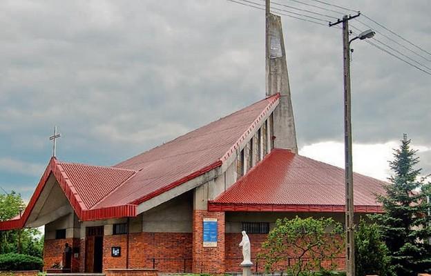Parafia dwóch diecezji