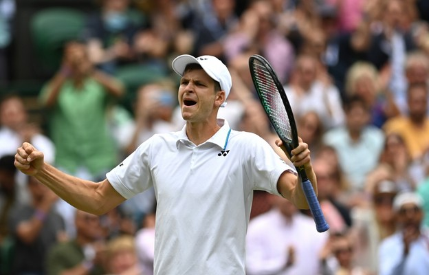 Wimbledon - Hurkacz odpadł w półfinale
