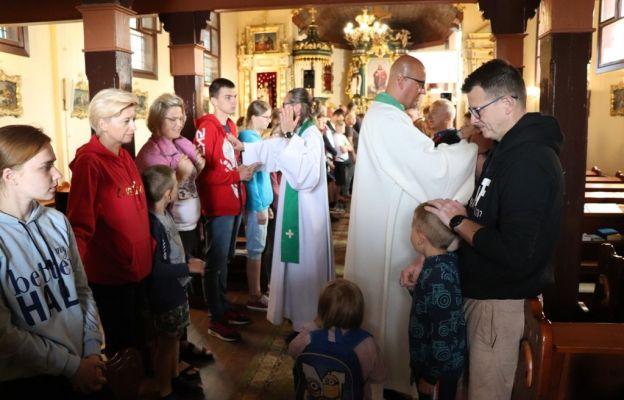 Strefa Mocy kolejny raz gromadzi wiernych w Grążawach