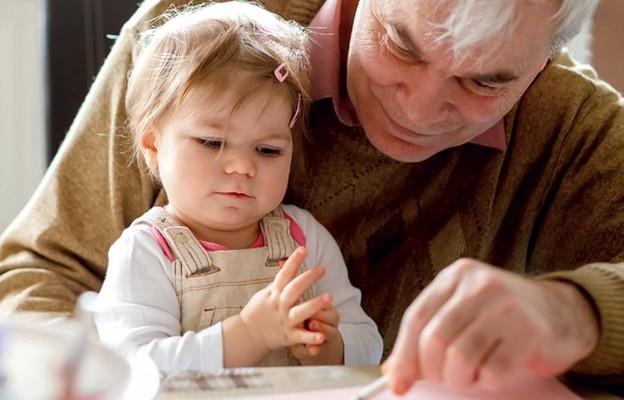 Jak adoptować wnuka